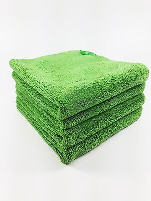 4 NANO Technology Super ultra microfiber cleaning cloth , Best absorbent