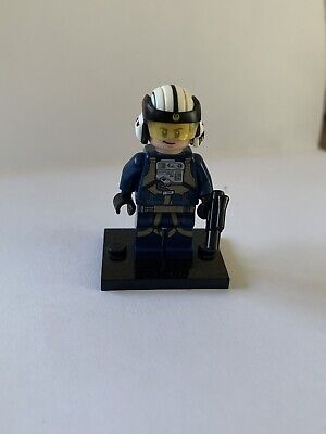 LEGO Star Wars Rebel U-Wing Pilot Minifigure from 75160 Immaculate Condition.