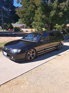 Holden VY SS Commodore Manual Wagon Richardson Tuggeranong Preview