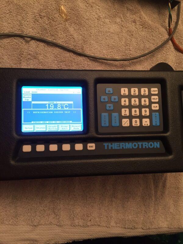Thermotron 7800 Rack Mount Controller