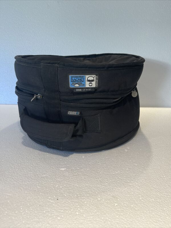 """Protection Racket 3008  12""""x 7""""  Rack Tom Drum Case Drums Percussion"""