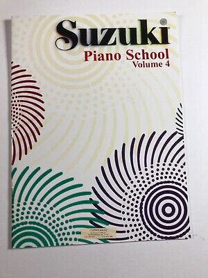 Suzuki Piano School Volume For Lesson Book Brand New, used for sale  Shipping to South Africa