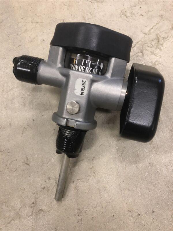 SCOTT 4500psi Snap-Change SCBA Cylinder Bottle Tank Valve Assembly NEW!