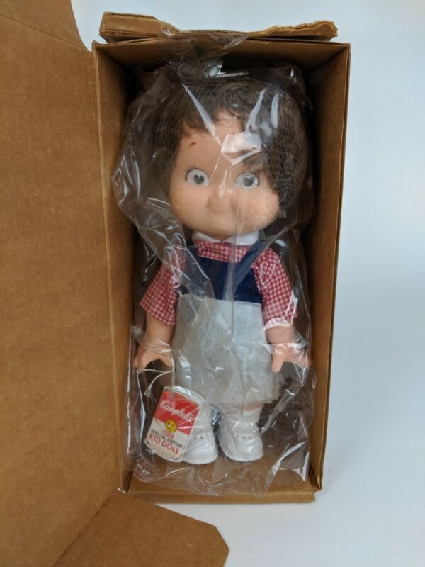 Campbell Soup Kids Vintage 1988 Kid Doll