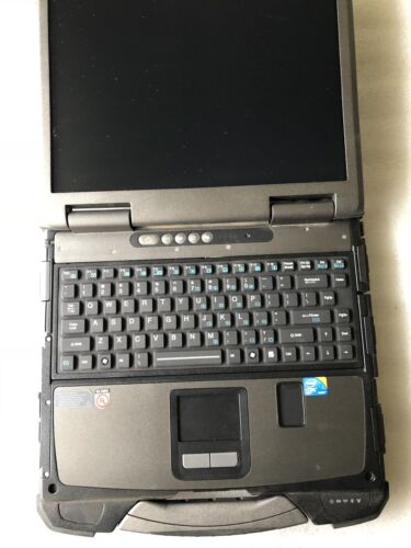 Getac B300-X Intel Core i7 L620 2.00GHz 4GB RAM **NO RESERVE AUCTION** NO HDD