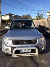 2009 NT Mitsubishi Pajero - PLATINUM EDITION T.D AUTO Meadow Heights Hume Area Preview