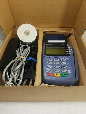 Verifone Omni 5100 3730 Credit Card Processor Machine