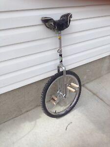 Rare Deelite Unicycle