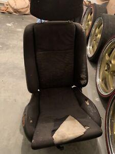 Genuine Scheel seats