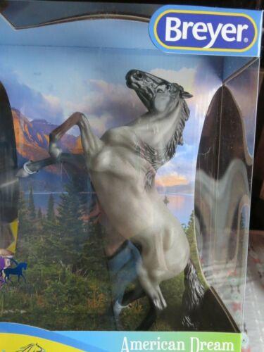 "Breyer Classic/Freedom Series Rearing Mustang ""American Dream"", NIB"