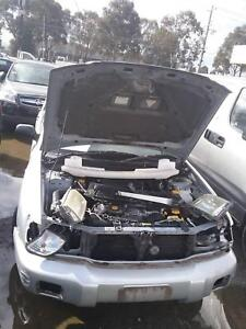 NOW WREAKING SUBARU FORESTER SILVER  COLOR ALL PARTS 2002 Dandenong South Greater Dandenong Preview
