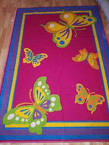 Butterfly rug Meadow Springs Mandurah Area Preview