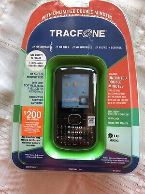 Tracfone  LG LG500G - No Contract Cell Phone