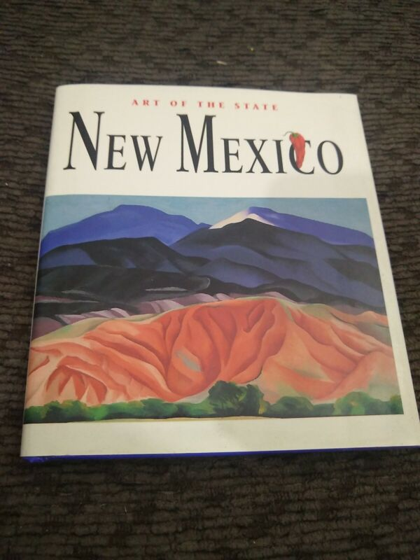 The Art Of New Mexico GREAT BOOK Land Of Enchantment Hardcover