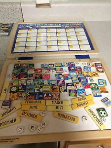 Melissa and doug calendar