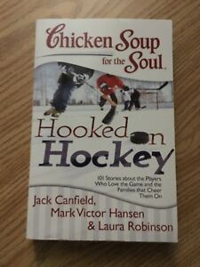 "Chicken soup for the soul ""Hooked on hockey"""