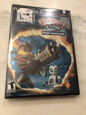 Ratchet & Clank: Going Commando(PlayStation 2, PS2) Black Label ~New~ Sealed!! comprar usado  Enviando para Brazil