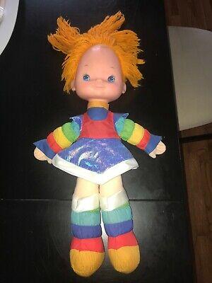 Vintage 1983 Mattel Hallmark Rainbow Brite 19
