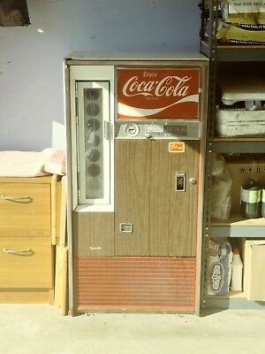 Vintage Coke Machine....1960's Coca Cola