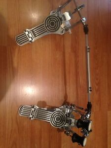 Double pedal, sonor dp 472-r
