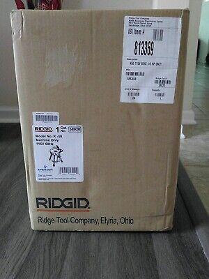 Ridgid K-50 New Machine Only