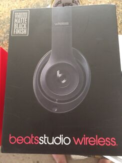 Beats DRE STUDIO 2.0 wireless headphones Southport Gold Coast City Preview