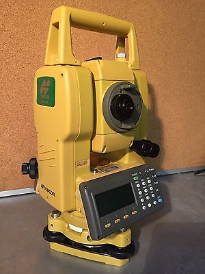 """Topcon GTS-252 2"""" Total Station"""