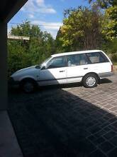 Ford Laser Wagon KE 5 speed Mawson Woden Valley Preview