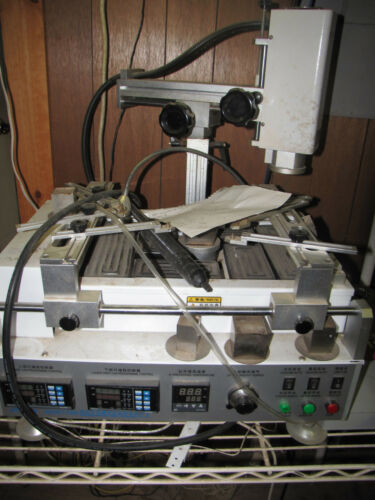 Honton Re-work Sation (HT-R390) BGA repair