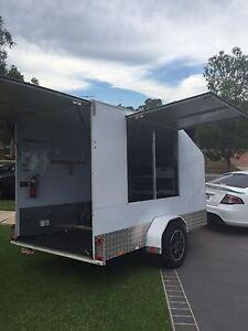 10x5x6 enclosed trailer Claremont Meadows Penrith Area Preview