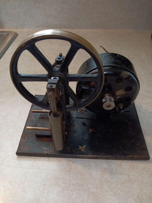 Antique Dental Compressor