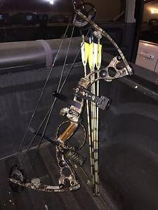 Martin firehawk bow