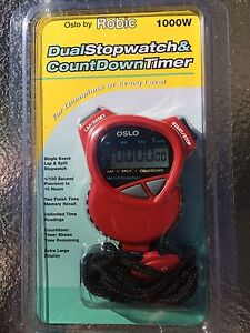 Dual Stopwatch and CountDownTimer