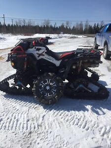 2016 Can Am RXMR 1000 with tracks