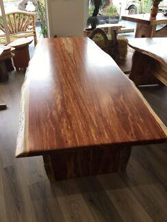 Fresh creations @ The Timber Slabman