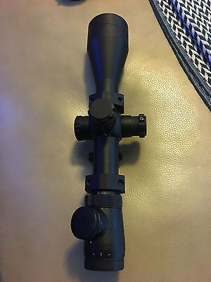 Leupold Mark 4 LR/T 4.5-14x50mm (30mm) M1 Illuminated TMR reticle