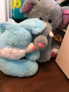 Large Easter stuffies