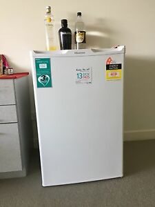 Almost new fridge with 31 months warranty left Merrimac Gold Coast City Preview