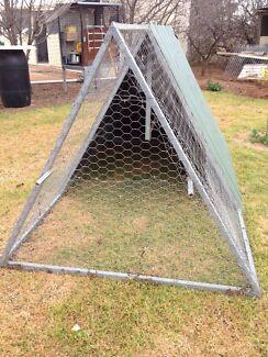 Chicken house coop - portable, steel Renmark Renmark Paringa Preview