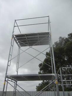 WALK THROUGH FRAME SCAFFOLD HIRE