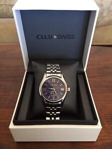 Stunning Club Swiss Men's Watch AS NEW! Under Warranty. Calista Kwinana Area Preview