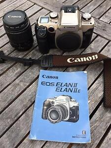 Canon 35mm Film SLR and accessories Bradbury Campbelltown Area Preview