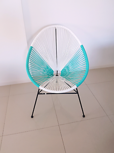 Acapulco Indoor or outdoor chair Griffin Pine Rivers Area Preview