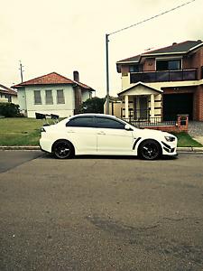 OFFER ME! 400KW WICKED WHITE EVO 10 MR 2010 E85! Guildford Parramatta Area Preview