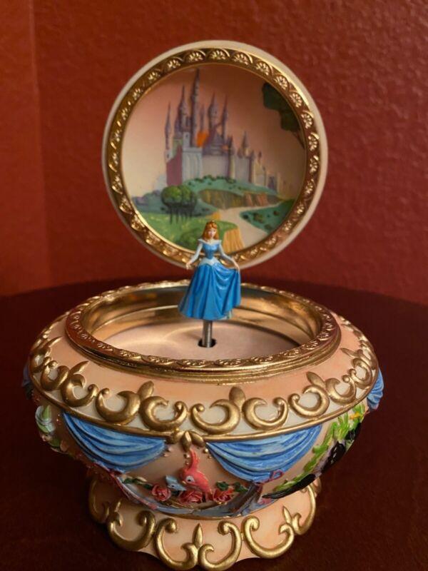 RARE Vintage The Sleeping Beauty Box