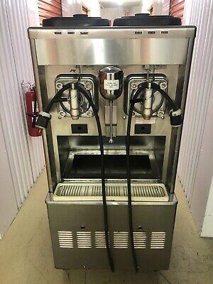 Taylor Double Frozen Drink Machine 342 Slushmargaritasshakes Refurbished