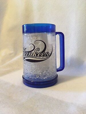 MLB New York Yankees15 oz. Gel Crystal Freezer Mug
