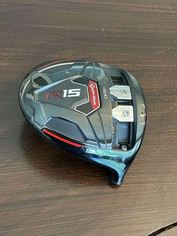 Very Rare Brand New Taylormade R15 12* Head Only Adjustable to 10.5/13.5