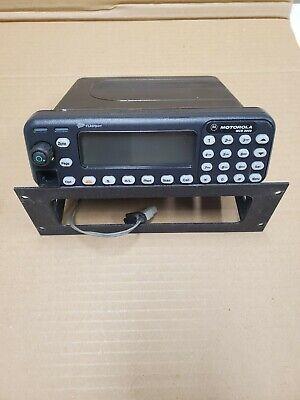 Motorola Mcs2000 Iii Flashport Two-way Radio M01hx832w M01ugn6pw6bn