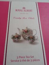 Royal Albert Country Rose Chintz items ($90 for both) Fawkner Moreland Area Preview